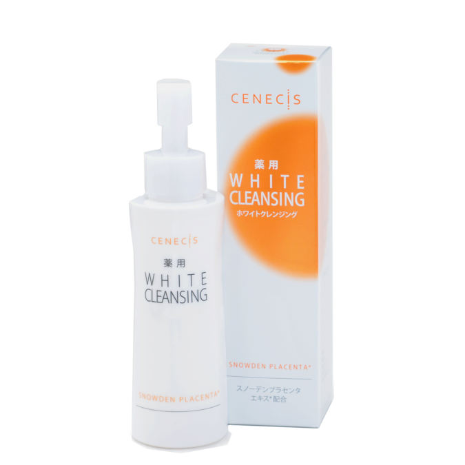CENECIS White Cleansing  Gel 聖莉斯 美白潔顏乳